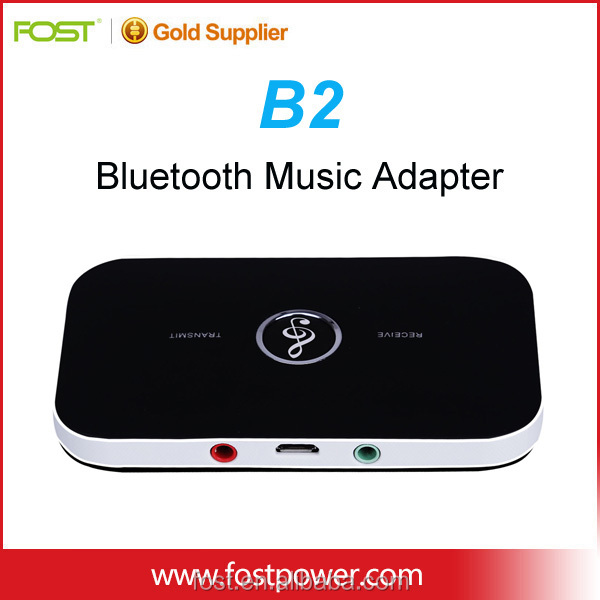 3.5mm jack bluetooth music receiver wireless stereo audio transmitter receiver bluetooth 3.5mm transmitter receiver