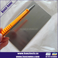 Astm B 708 98 Tantalum Plate sheet products price