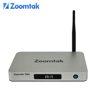 Zoomtak T8H fast speed usb2.0 tv box