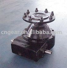 worm gearbox for irrigation