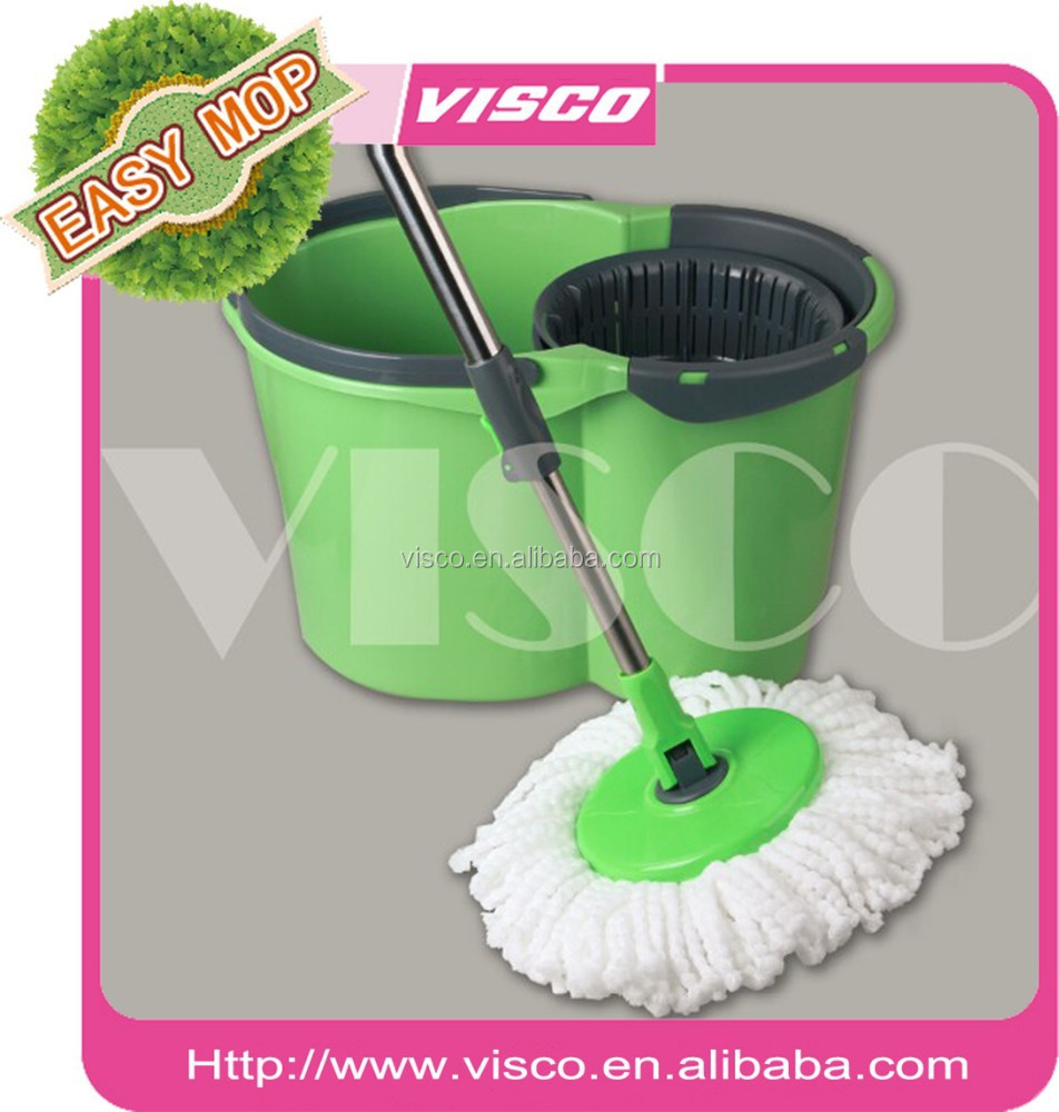 easy life hand press 360 rotating spin magic mop,VB3-60