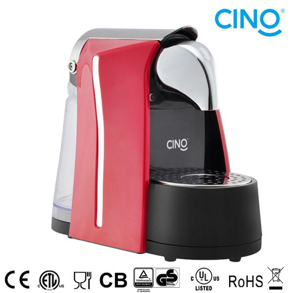 single serve coffee and espresso machine
