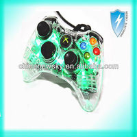 For Xbox 360 wired controller with light