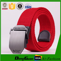 Dongguan fashion belts for handsome boy
