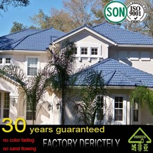 real best cheap decorative metal roof shingles / building materials for house stone coated roof shingles