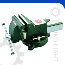 ALL STEEL BENCH VISE