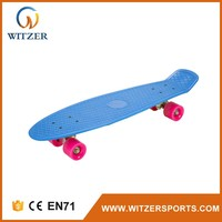 high quality cheap long skateboard for teenager
