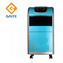 China cheap air cooling fans auto mini portable evaporative air cooler with ice pack