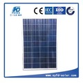 Polycrystalline cells solar panel 100W for moving cars or home use