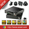 1080P 4ch/8ch HDD GPS 3G wifi build-in G-sensor Vehicle Mobile DVR original factory