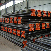 china supply thick wall astm a106 gr.b 4 inches black carbon steel seamless tube pipe price