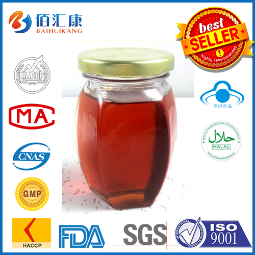 GMP wholesale pure natural Hot Sale Bee Chinese Date/jujube honey
