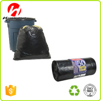 HDPE/LDPE Disposable Perforated Type Plastic Trash Bag