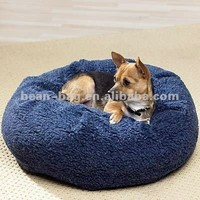 Plush Pet Bed for Dogs