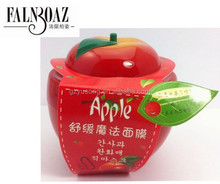 Apple Anti allergy & Whitening moisturizing facial mask