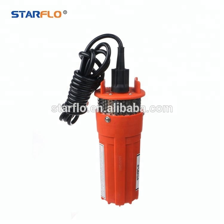 STARFLO SF2440-30 360LPH 24v dc solar submersible pump price bangladesh