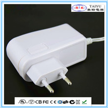 EU wall-mounted power supply switching power AC/DC adapter
