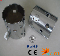 Stainless steel mica band heater, electric extruder band heater,High quality mica heating ring.