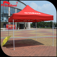 3 x 3 m High Quality Waterproof Big Hexagon Frame Gazebo/Canopy/Folding Tent Professional Outdoor Trade Show Commercial Marquee