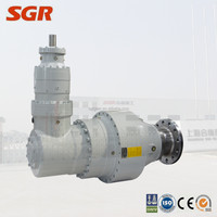 NC2E543R2SLY105HB industrial right angle planetary gearbox