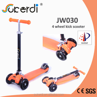 Patent product kids kick scooter, folding scooter,cargo scooter