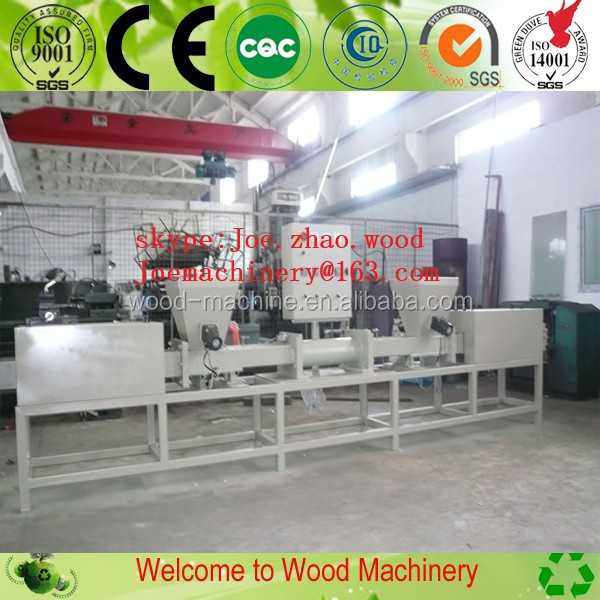 hot selling automatic one head double head type hydraulic wood pallet notching machine
