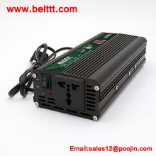 modified sine wave inverter with battery charger UPS DC12V 350W