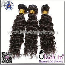 5A Cheap Unprocessed Body Wave and Deep Wave 100% european double drawn remy hair extensions