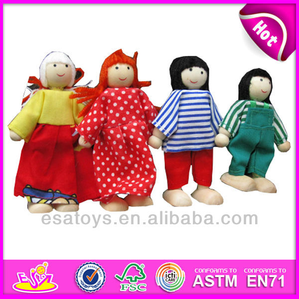2015 New wooden baby toys doll,popular wooden baby toys doll and hot sale schima wooden baby toys doll WJ278727