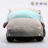 Hot sale car plush toy manufacturer china,car products
