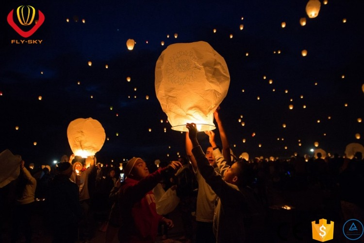 wedding wholesale luminary sky lantern