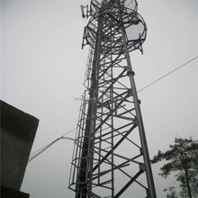 galvanized mobile cell phone radio gsm antenna telecommunication signal wifi tower company