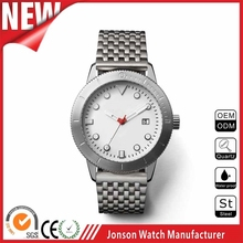 Newest style popular stainless steel japan movement quartz watch sr626sw for women