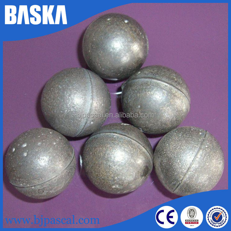 China supplier forged grinding steel ball for mill machine