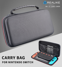 Carrying bag Multi Color Eva Case for Nintendo Switch Video Game Accessories