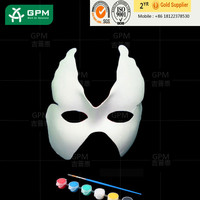 Biodegradable cartoon head mask made in China