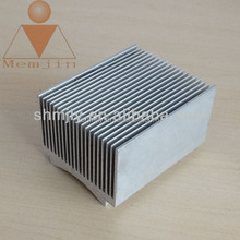 Custom aluminum extrusion heatsink