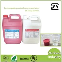 Used for battery pole columns encapsulation epoxy resin sealant