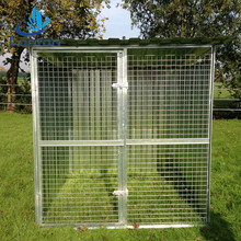 Hot sale welded wire mesh easy installation bolts connector type metal bird aviary fencing netting for sale