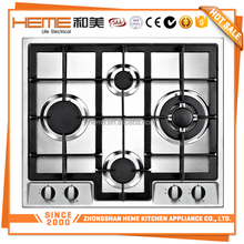 Catering Equipments high-temperature panel blue flame 60cm cheap gas stove/gas cooker