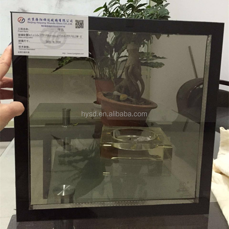 Beijing Haiyangshunda Float/Low Iron/Tinted/Reflective Tempered Double Glazing Glass