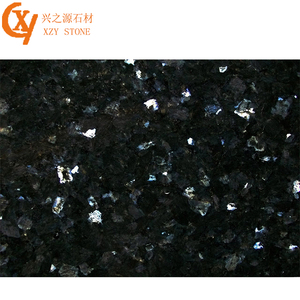 High quality black granite can be used for granite table from China