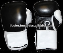 Leather Professional Boxing Gloves Custom Logo & Design Quality PU Boxing Gloves