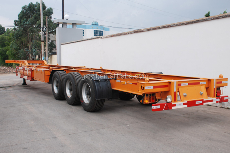 Trailer parts,Container trailer, Flatbed semi trailer