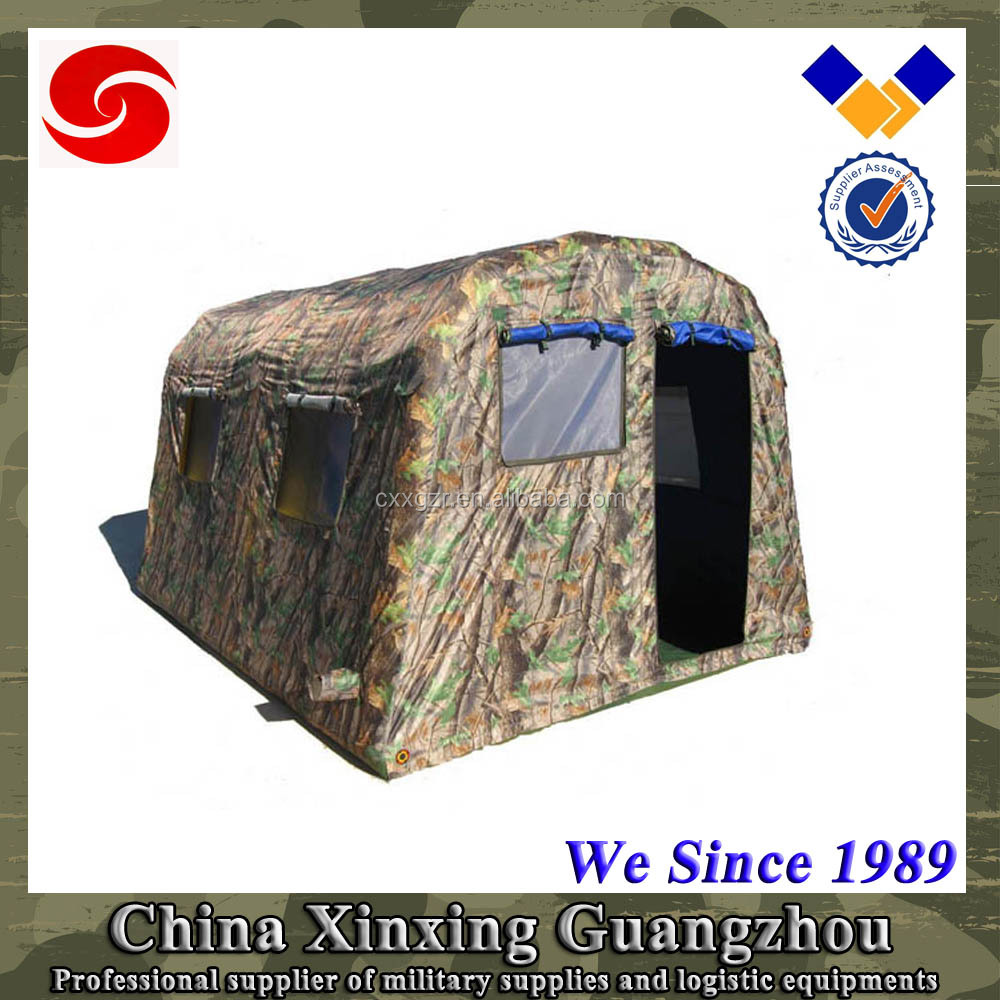 Temporary barracks canvas 1 man military pop up tent
