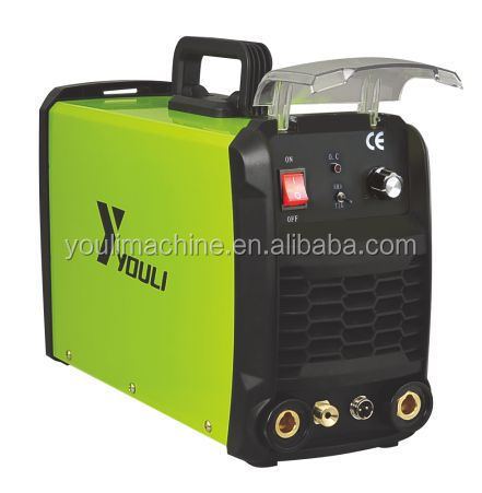 Portable single phase dc inverter multi function tig/mma welding machine HP-250LC