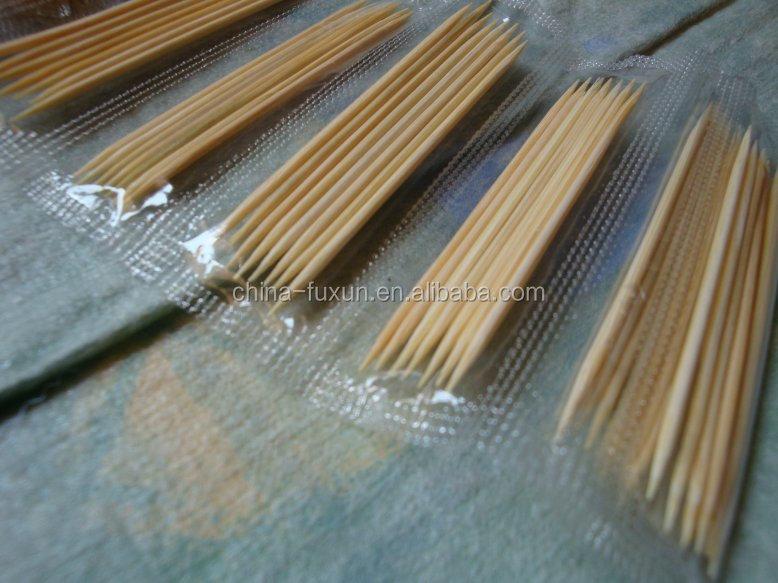 toothpicks machine