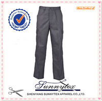 Sunnytex OEM workwear trousers high quality custom mens tracksuit pants 2015
