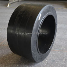 Press on band solid tire 10 1/2*6*6 1/2, Press on solid tyre 10 1/2x6x6 1/2