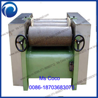3 roll ointment mill pigment grinding mill paint roller mill